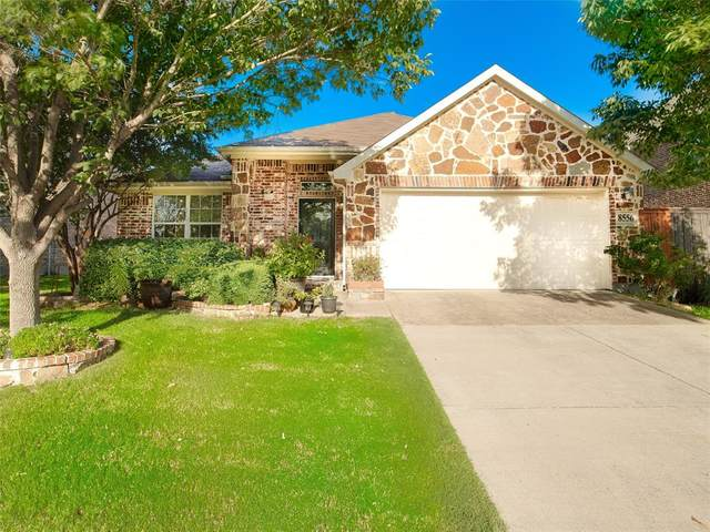 8556 Nicholson Drive, Frisco, TX 75034 (MLS #14410610) :: Tenesha Lusk Realty Group