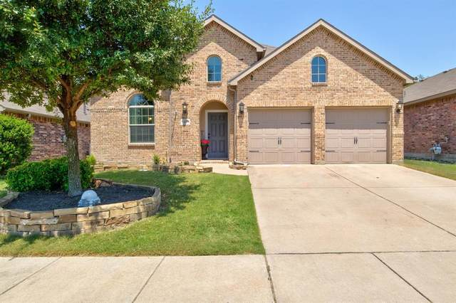 617 Bareback Lane, Fort Worth, TX 76131 (MLS #14410616) :: The Tierny Jordan Network