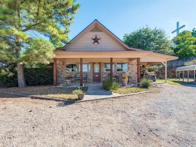 12700 Mineral Wells Highway, Weatherford, TX 76088 (MLS #14410618) :: Team Tiller