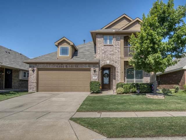 1112 Wheatear Drive, Little Elm, TX 75068 (MLS #14410625) :: The Tierny Jordan Network