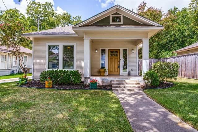 5415 Victor Street, Dallas, TX 75214 (MLS #14410674) :: HergGroup Dallas-Fort Worth
