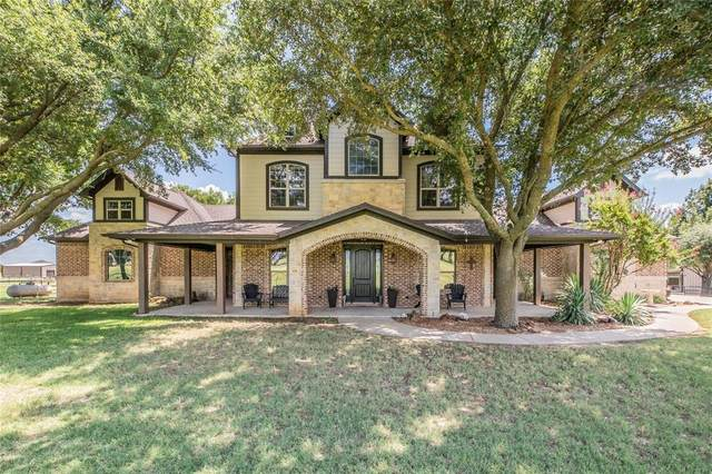 833 County Road 914A, Burleson, TX 76028 (MLS #14410682) :: The Kimberly Davis Group