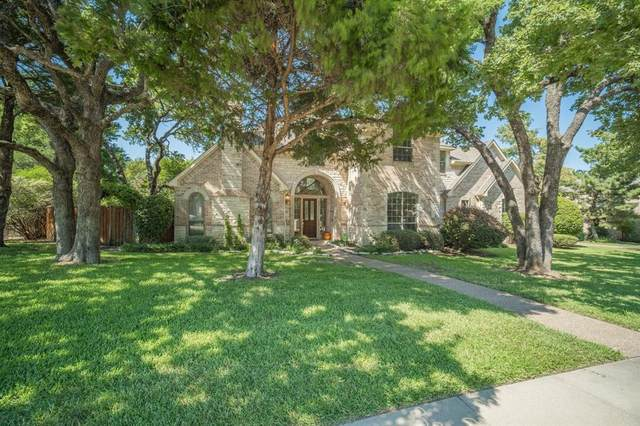 2032 Reserve Court, Flower Mound, TX 75028 (MLS #14410683) :: EXIT Realty Elite