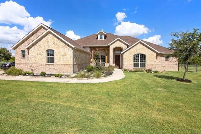 152 Heritage Parkway E, Decatur, TX 76234 (MLS #14410702) :: The Mauelshagen Group