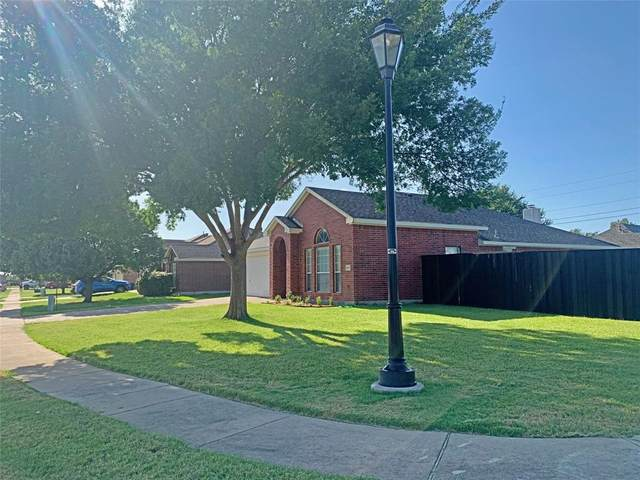 101 Cottonwood Lane, Little Elm, TX 75068 (MLS #14410703) :: The Good Home Team