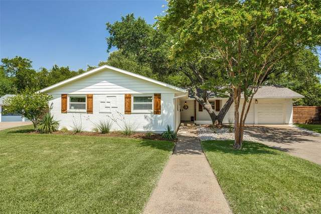 3563 Woodleigh Court, Dallas, TX 75229 (MLS #14410726) :: The Heyl Group at Keller Williams