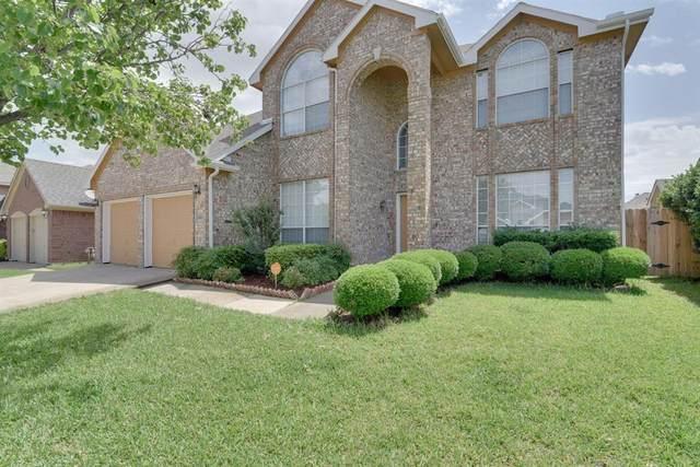 6911 Field Lark Drive, Arlington, TX 76002 (MLS #14410729) :: EXIT Realty Elite