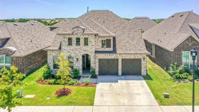 14921 Gentry Drive, Aledo, TX 76008 (MLS #14410732) :: Team Tiller