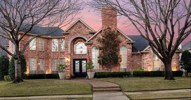 6429 Shady Oaks Lane, Plano, TX 75093 (MLS #14410751) :: EXIT Realty Elite