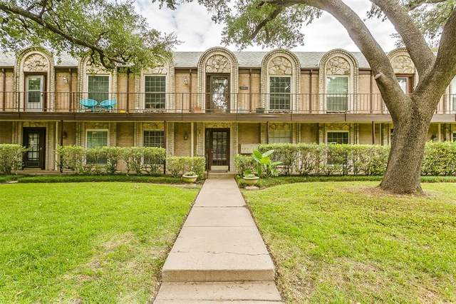 4100 Ridglea Country Club Drive #1403, Fort Worth, TX 76126 (MLS #14410753) :: Frankie Arthur Real Estate