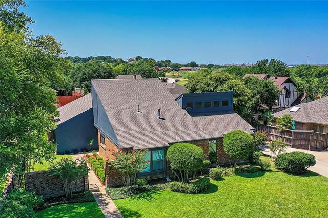 1702 Turtle Rock Court, Carrollton, TX 75007 (MLS #14410757) :: The Heyl Group at Keller Williams