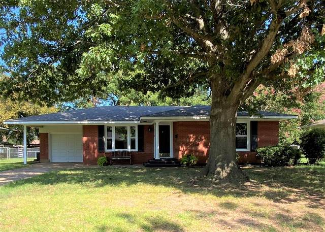 1114 Belmont Street, Gainesville, TX 76240 (MLS #14410764) :: Hargrove Realty Group