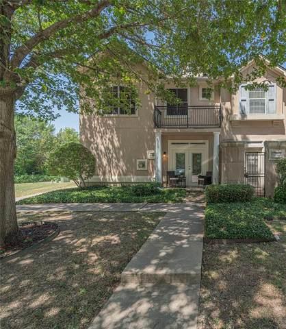 609 Regency Drive, Allen, TX 75002 (MLS #14410768) :: The Heyl Group at Keller Williams