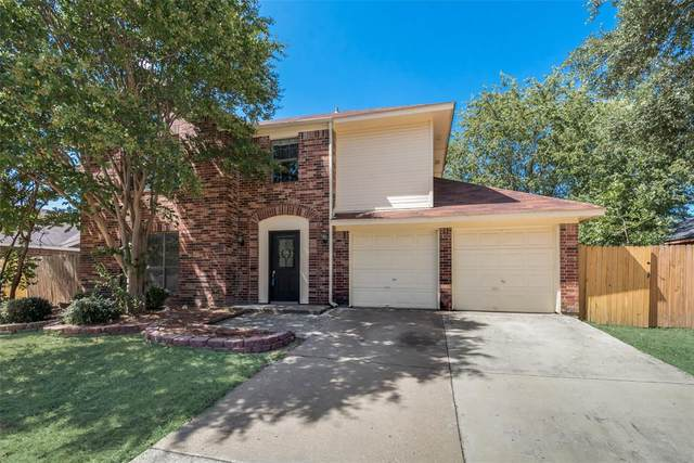 1425 Glenwillow Drive, Arlington, TX 76018 (MLS #14410794) :: All Cities USA Realty