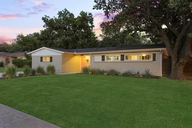 13806 Birchlawn Drive, Farmers Branch, TX 75234 (MLS #14410821) :: The Heyl Group at Keller Williams