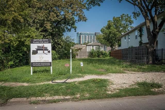 4927 Homer Street, Dallas, TX 75206 (MLS #14410867) :: The Daniel Team