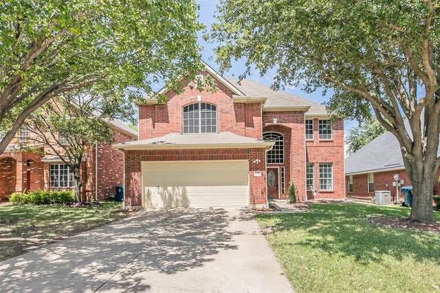 2508 Blue Ridge Trail, Flower Mound, TX 75028 (MLS #14410890) :: The Kimberly Davis Group