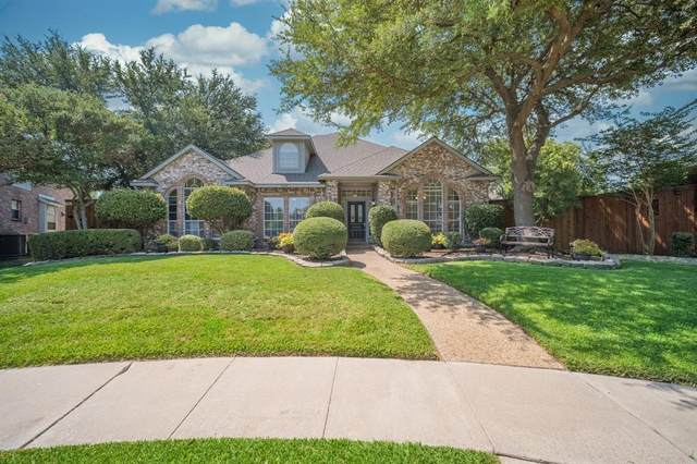 7009 Carlton Lane, Plano, TX 75025 (MLS #14410894) :: Robbins Real Estate Group