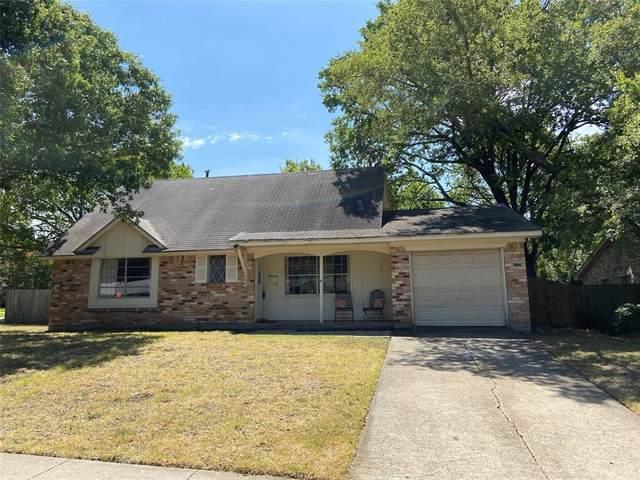 1606 Wisteria Way, Richardson, TX 75080 (MLS #14410911) :: Keller Williams Realty