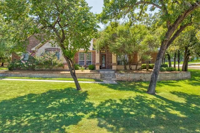 7821 Ravenswood Road, Granbury, TX 76049 (MLS #14410914) :: The Heyl Group at Keller Williams