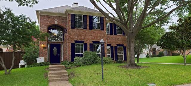 18404 Woodpond Place, Dallas, TX 75252 (MLS #14410915) :: The Heyl Group at Keller Williams