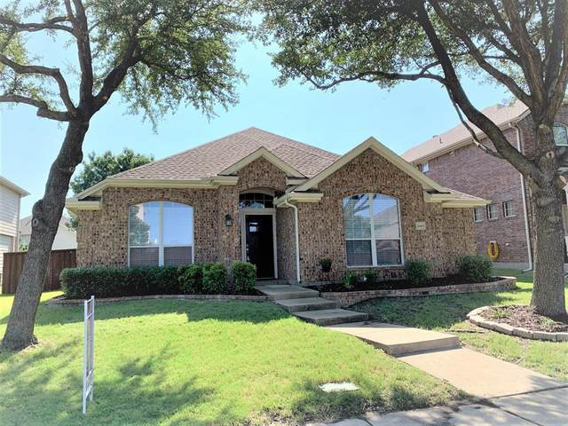 3409 Black Gold Drive, Mckinney, TX 75070 (MLS #14410929) :: EXIT Realty Elite