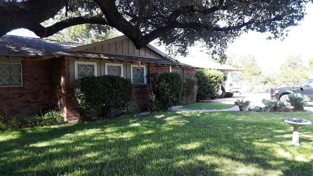 405 W Sunglo Street, Comanche, TX 76442 (MLS #14410964) :: The Tierny Jordan Network