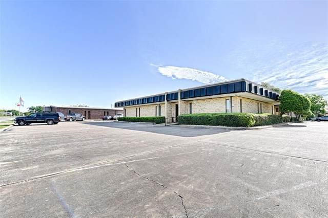 4815 King Street B, Greenville, TX 75401 (MLS #14410974) :: The Hornburg Real Estate Group