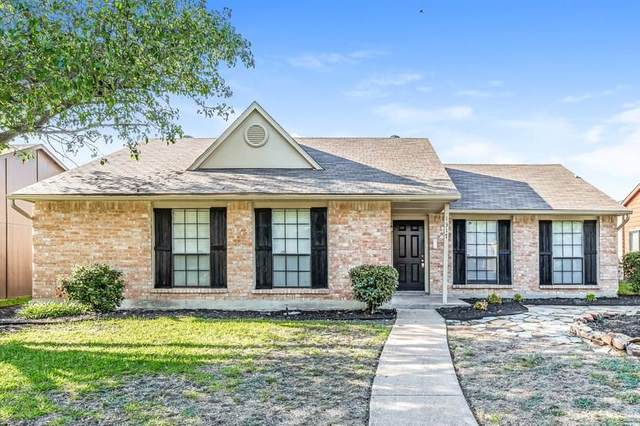 1317 Woodland Court, Allen, TX 75002 (MLS #14410986) :: Tenesha Lusk Realty Group