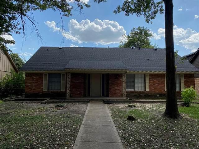 3516 Delford Circle, Dallas, TX 75228 (MLS #14411014) :: The Heyl Group at Keller Williams