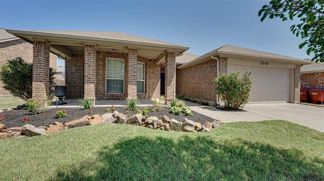 3308 Taylor Drive, Royse City, TX 75189 (MLS #14411016) :: The Hornburg Real Estate Group
