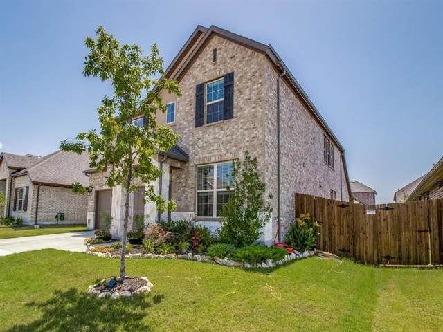 6136 Sutton Fields Trail, Aubrey, TX 76227 (MLS #14411017) :: The Mitchell Group