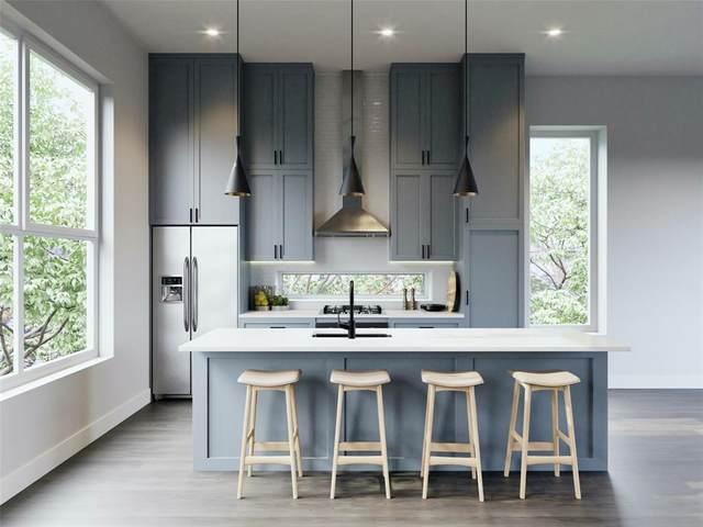 5804 Lindell Avenue #102, Dallas, TX 75206 (MLS #14411020) :: Frankie Arthur Real Estate