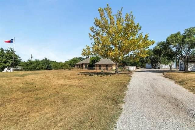 152 Heatherwood Court, Rhome, TX 76078 (MLS #14411023) :: The Mauelshagen Group