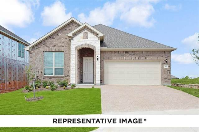 1729 Wildwood Lane, Wylie, TX 75098 (MLS #14411025) :: Tenesha Lusk Realty Group