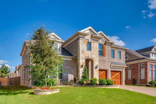 15312 Ringneck Street, Fort Worth, TX 76262 (MLS #14411037) :: The Heyl Group at Keller Williams