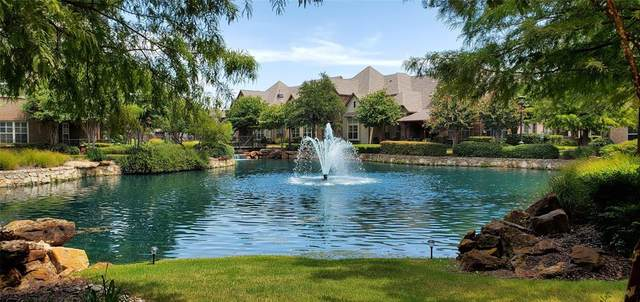 301 Watermere Drive #322, Southlake, TX 76092 (MLS #14411110) :: The Good Home Team