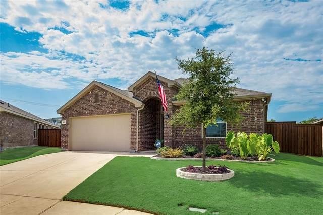 1225 Dravite Drive, Cross Roads, TX 76227 (MLS #14411113) :: The Heyl Group at Keller Williams