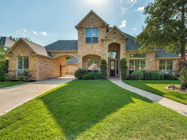 608 Morningside Drive, Southlake, TX 76092 (MLS #14411137) :: Team Hodnett