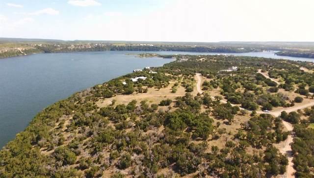 1081 Lakeside Lane, Possum Kingdom Lake, TX 76449 (MLS #14411149) :: Trinity Premier Properties