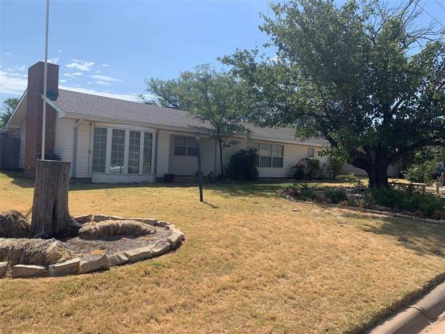 329 N Avenue, Anson, TX 79501 (MLS #14411157) :: Hargrove Realty Group