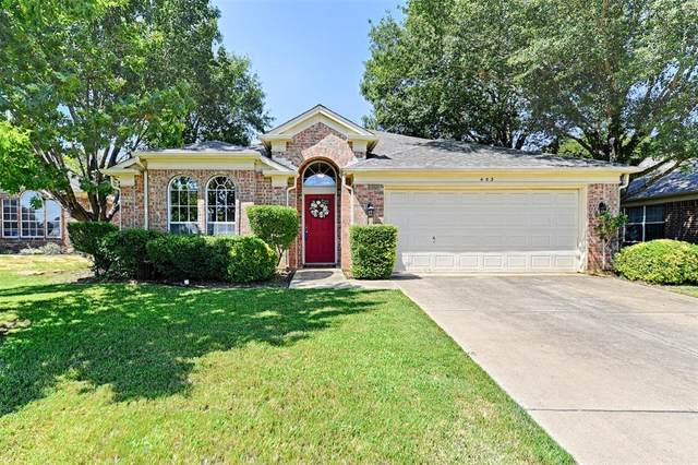 403 Attaway Drive, Euless, TX 76039 (MLS #14411162) :: The Heyl Group at Keller Williams