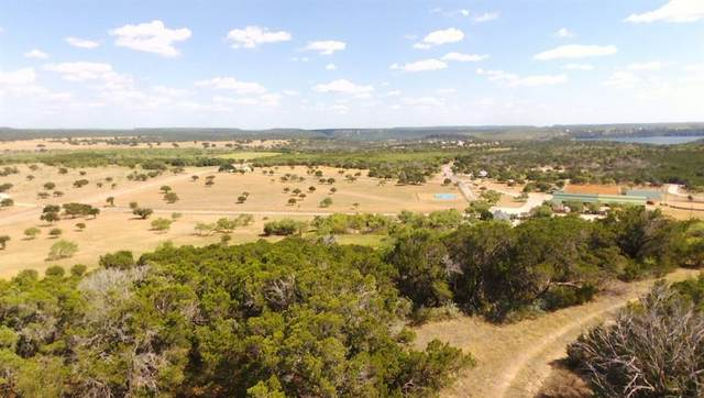 1271 Plateau Place, Possum Kingdom Lake, TX 76449 (MLS #14411179) :: Team Hodnett