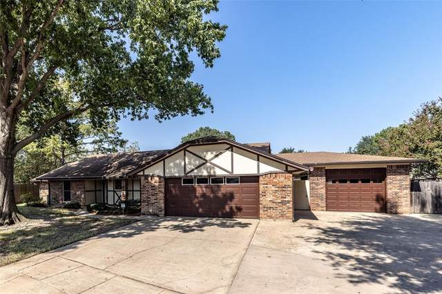 8405 Springhill Court, North Richland Hills, TX 76182 (MLS #14411181) :: Potts Realty Group