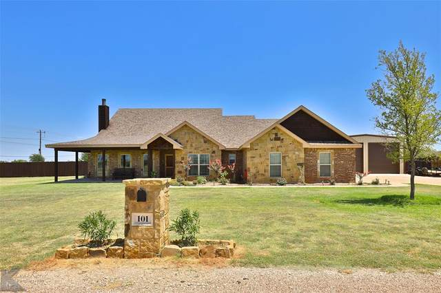 101 Stardust Trail, Tuscola, TX 79562 (MLS #14411190) :: RE/MAX Pinnacle Group REALTORS