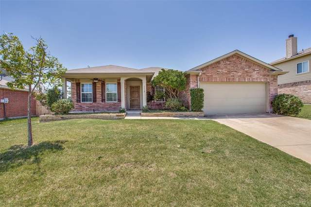 1410 Feather Crest Drive, Krum, TX 76249 (MLS #14411211) :: The Heyl Group at Keller Williams