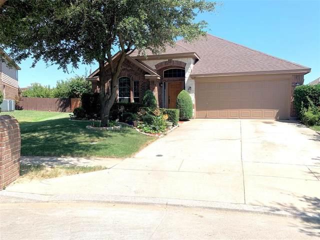 4368 Mountain Crest Drive, Fort Worth, TX 76123 (MLS #14411224) :: Trinity Premier Properties