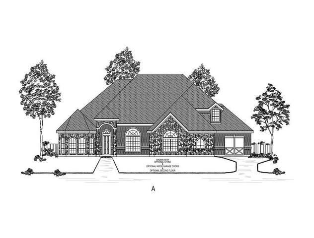 2011 Lassen Drive, Prosper, TX 75078 (MLS #14411242) :: Tenesha Lusk Realty Group