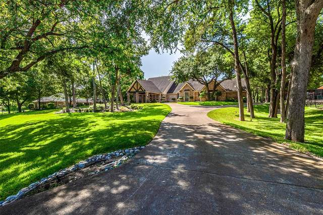1204 Whispering Oaks Drive, Desoto, TX 75115 (MLS #14411262) :: The Hornburg Real Estate Group