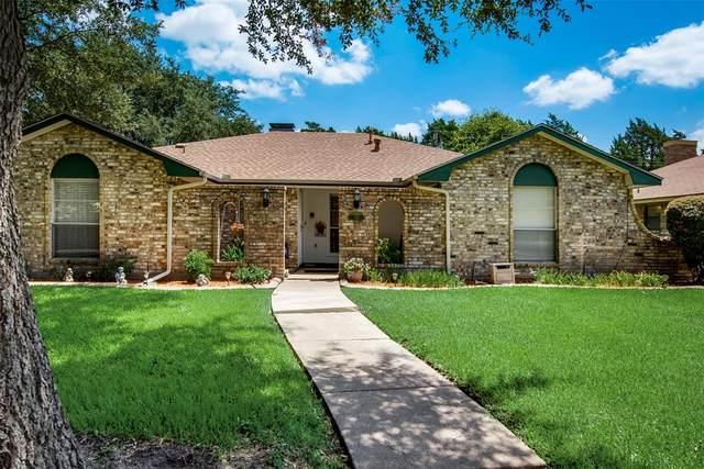 624 Robinlynn Street, Mesquite, TX 75149 (MLS #14411271) :: The Heyl Group at Keller Williams